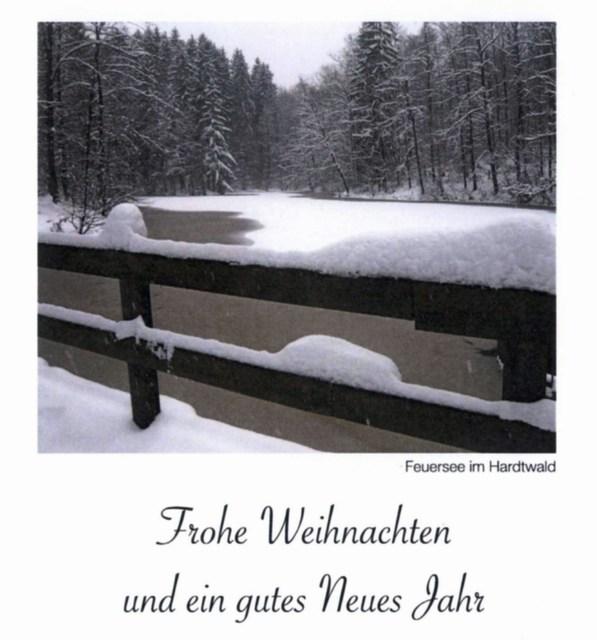 2016 Weihnachts & Neujahrswünsche für 2017 - Forum des Z-Club ...