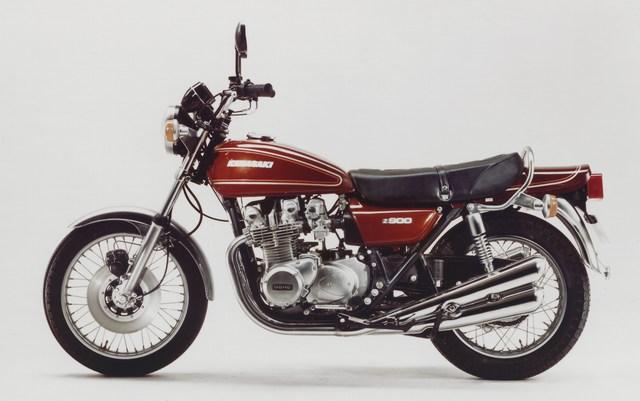 Von Der Kawasaki Z650 Zur Zephyr 750